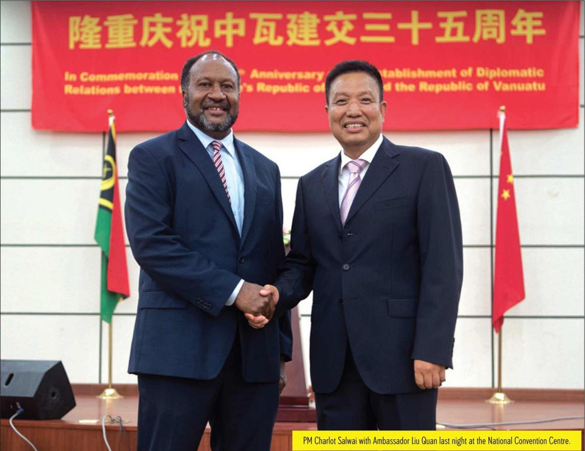 35 Years of Diplomatic Relations