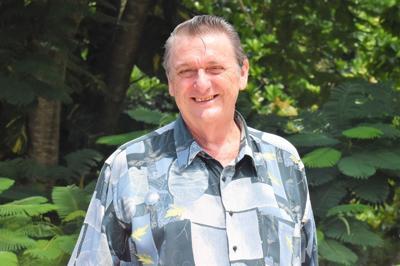 Alan Palmer recounts historical moments in New Hebrides and Vanuatu