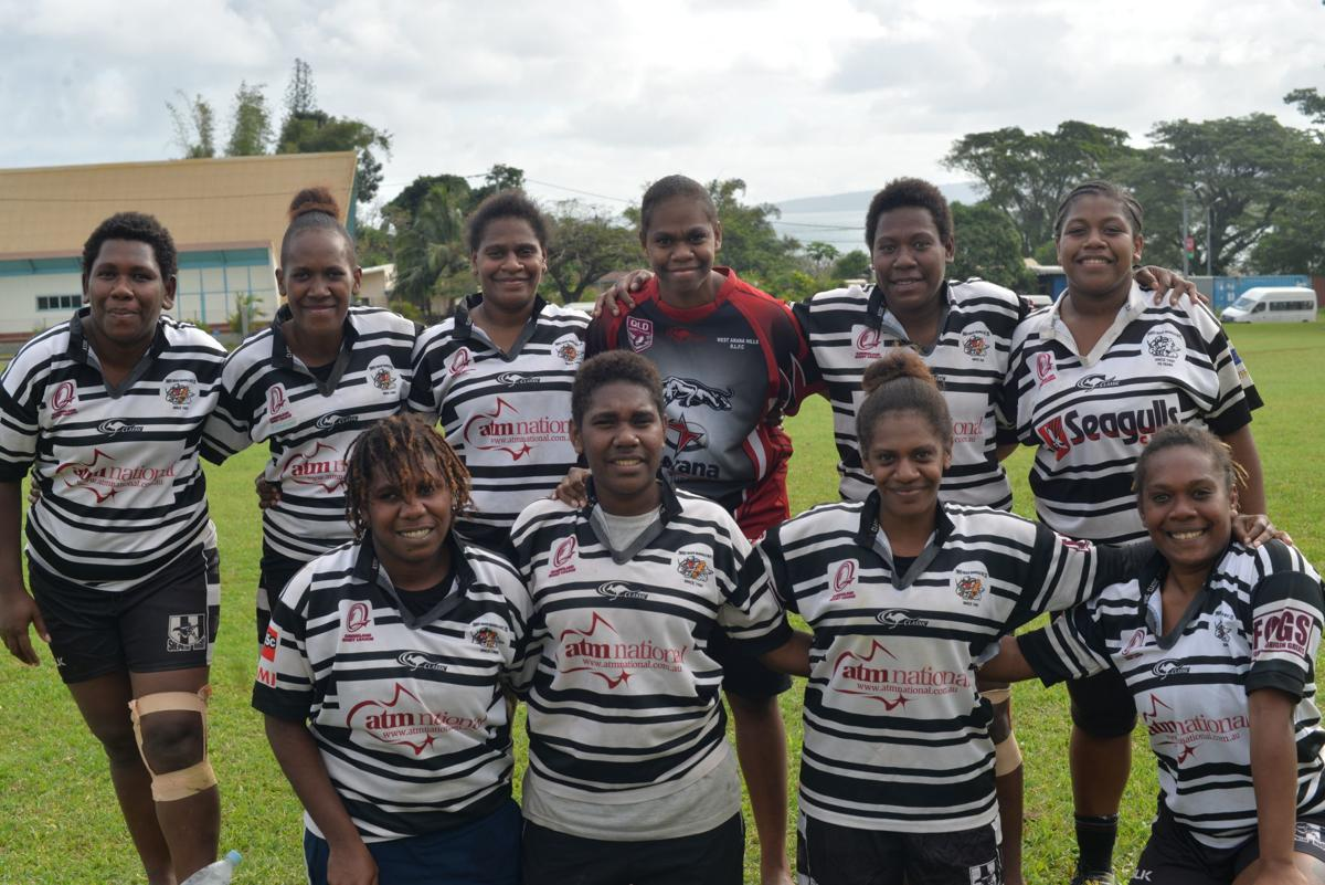 Women's rugby competition kicks off
