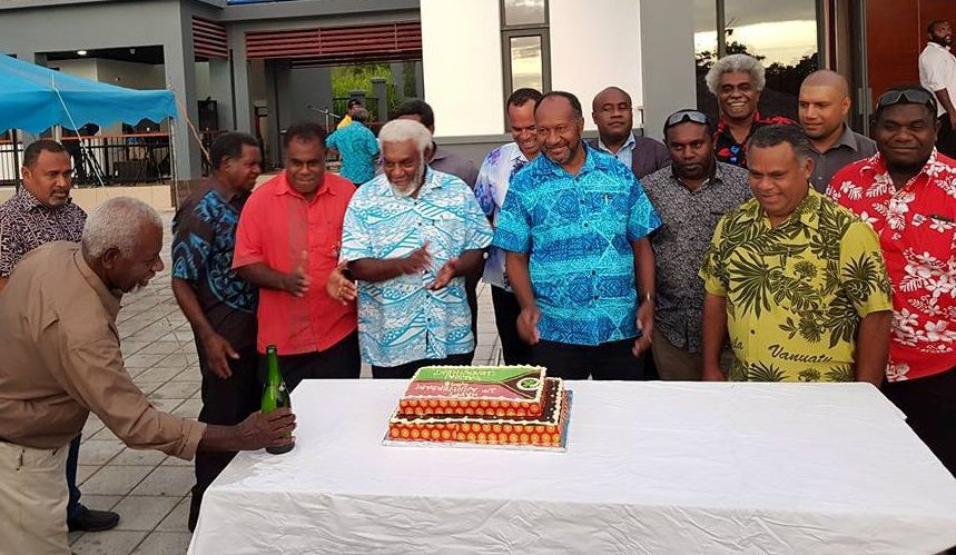 Gov't celebrates two years in power, outlines 2018 vision