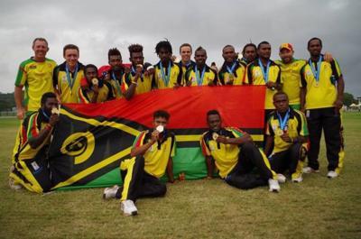 Holiday Inn Resort Vanuatu National Cricket Teams Announced for Pacific Games