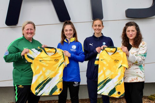 Junior Matildas to play International Matches in three Pacific Nations