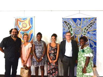 'Vanuatu Femmes' exhibition launched