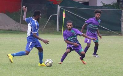 iCOUNT Yatel FC i dro wetem Seveners United FC