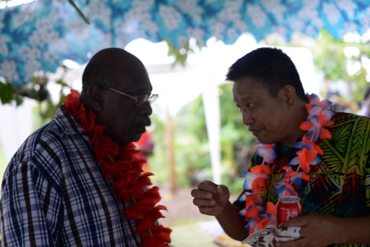 Ambassador visits Ifira