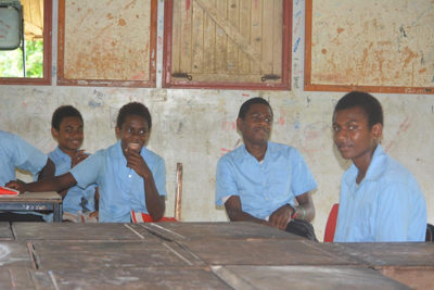Where to for Education during Vanuatu's Double Disaster?