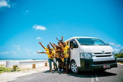 Locals capitalizing on Free Fun Bus initiative