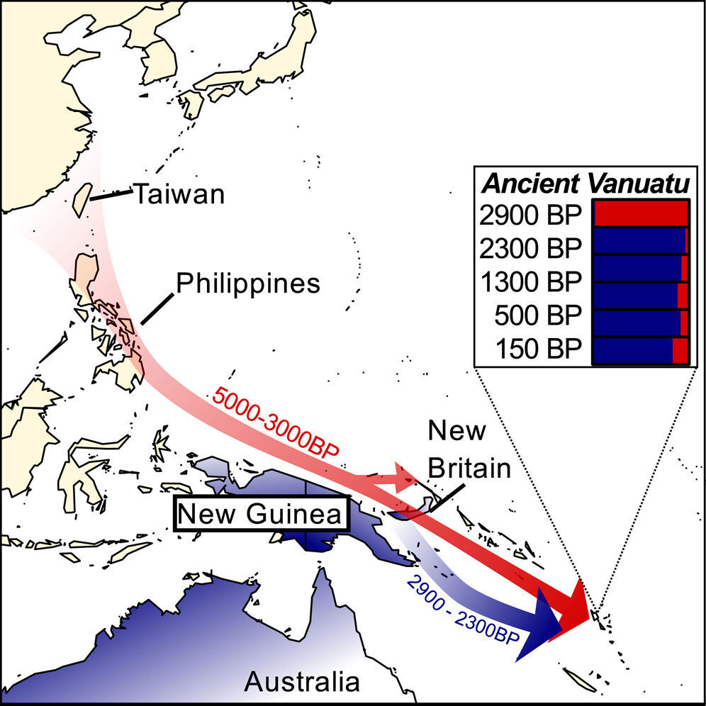 Where Did We Come From? The Origins Of The Ni-Vanuatu