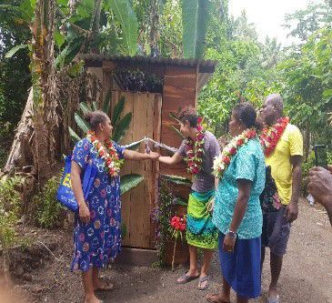WASH in Action for Tisvel Village