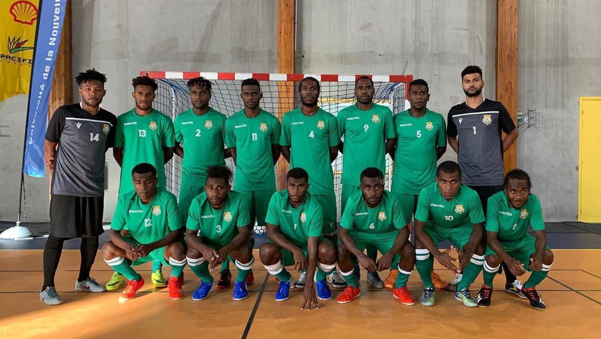 Smith back for Vanuatu Futsal Team