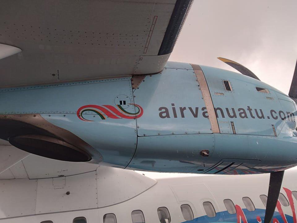 "SPARE ATR ENGINE ""MISSING"""
