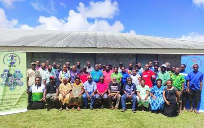 SHEFA farmers attending Forum