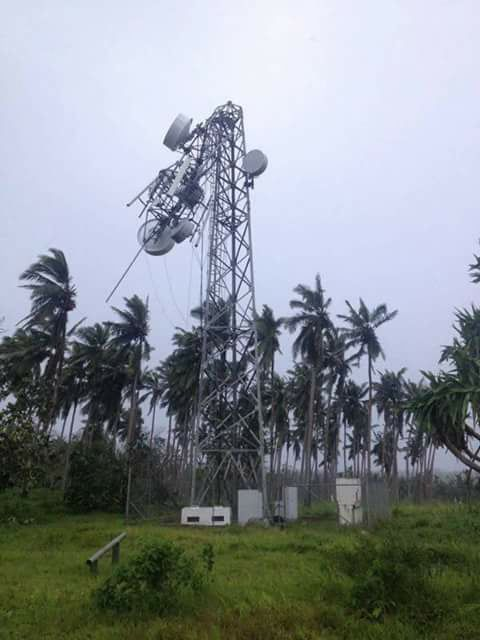 Communication down in cyclone affected areas