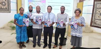 MSG Secretariat Formally Hands Election Report to Vanuatu Government