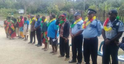 Port Vila Tanna Council of Chiefs formed