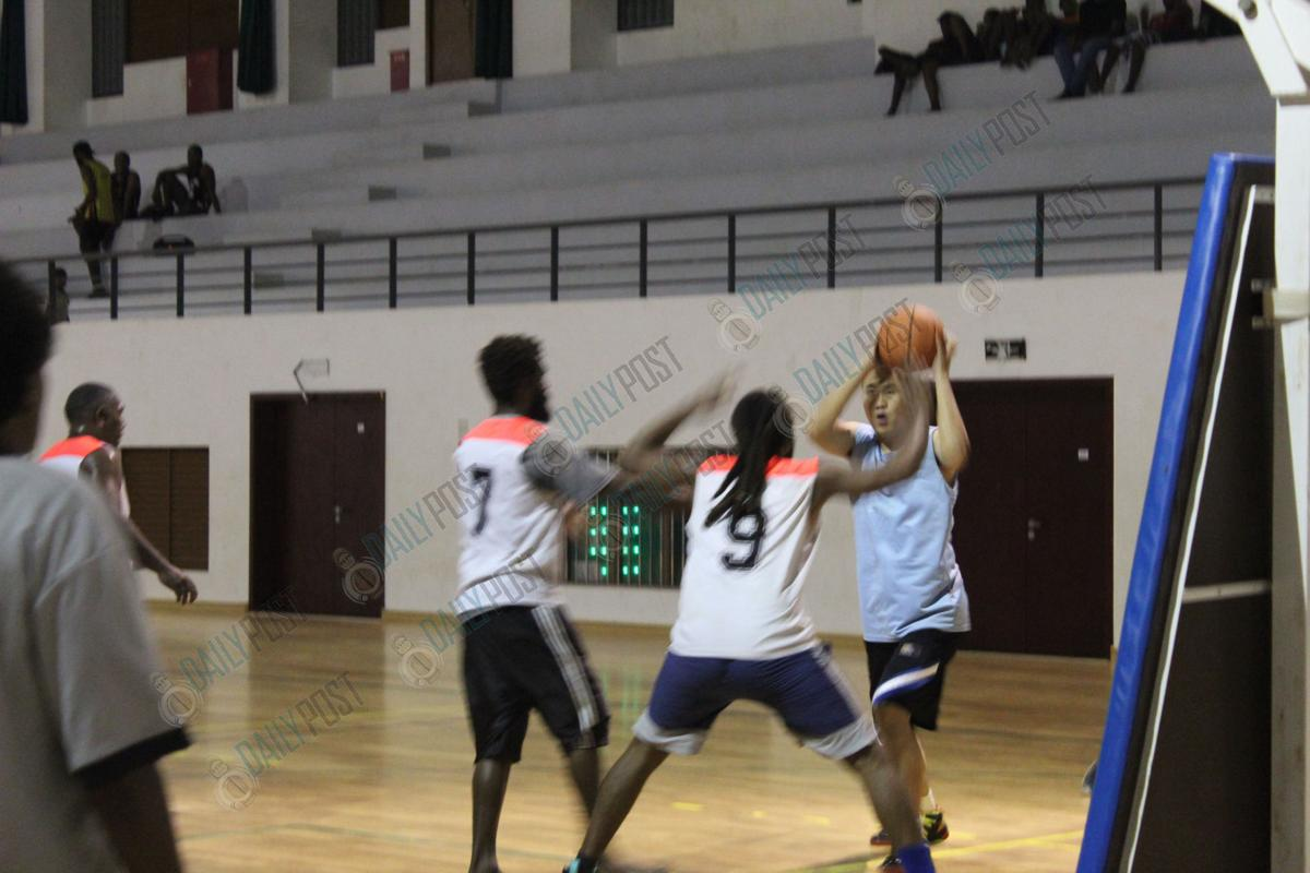 Another exciting second round of SHEFA B'ball league