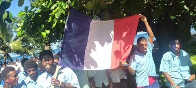 Epi High School commemorates International Day of La Francophonie