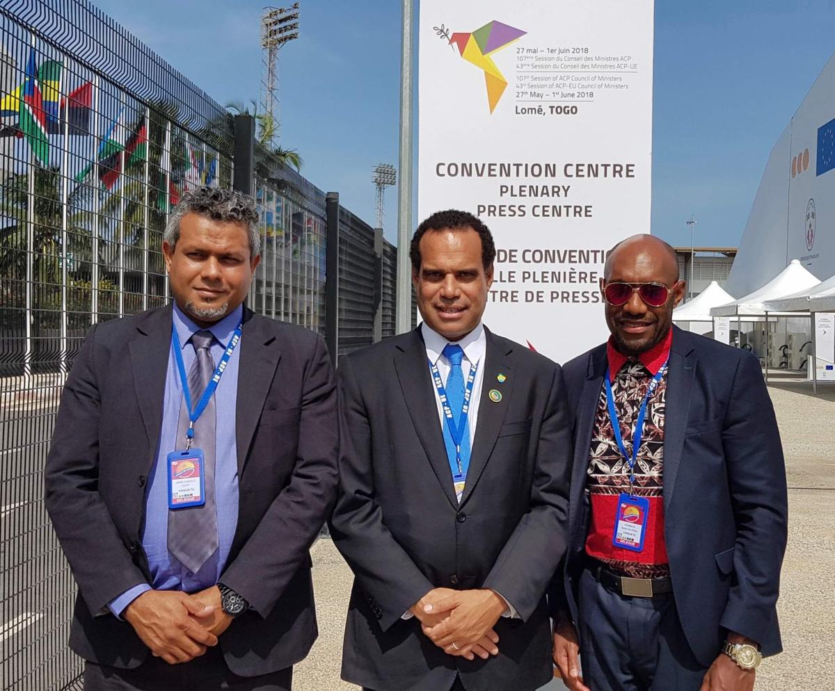 Historic Support for Kava Approved in Lome