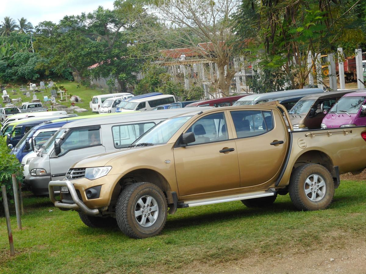 Hundreds of vehicles seized by Police