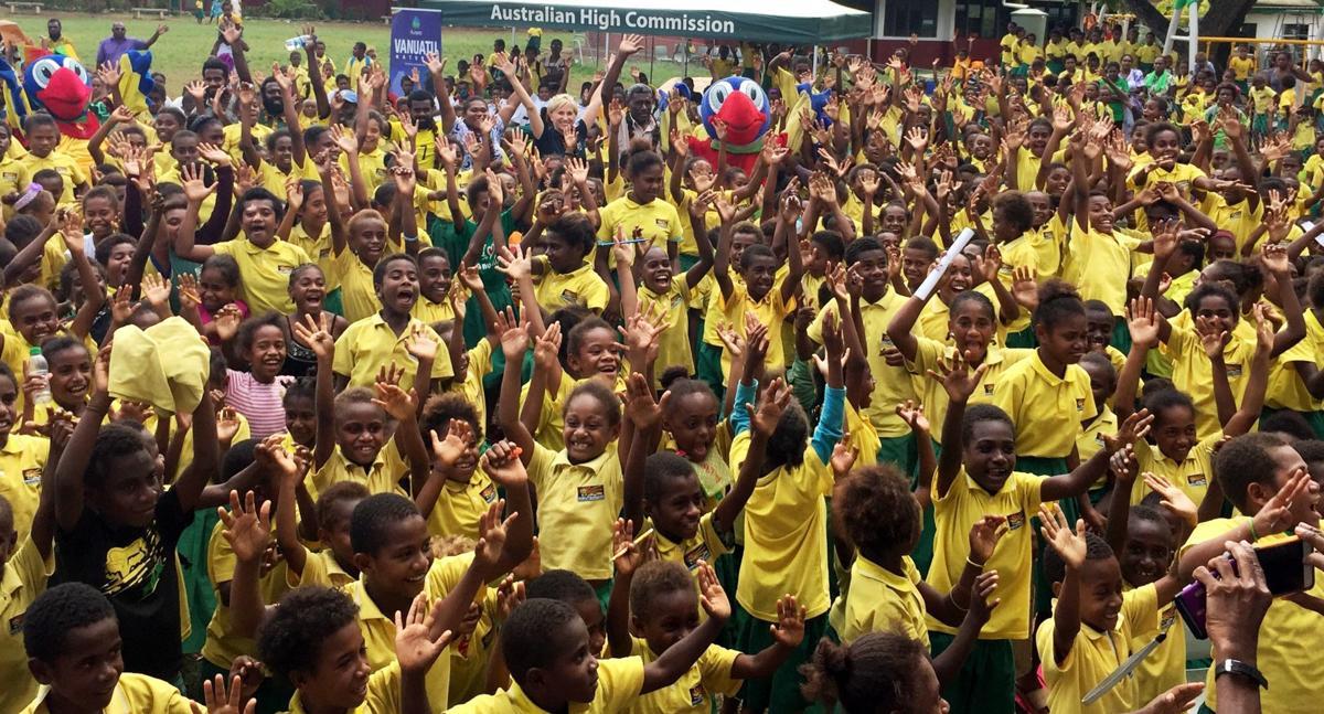 Clean up Vanuatu campaign launched