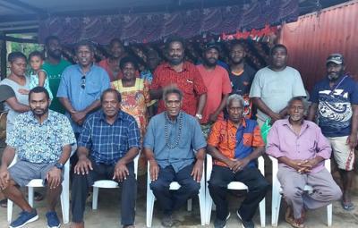 Emae Port Vila Council of Chiefs established