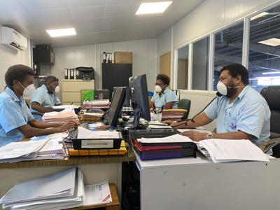 COVID-19: Vanuatu Beverage safeguards staff and production