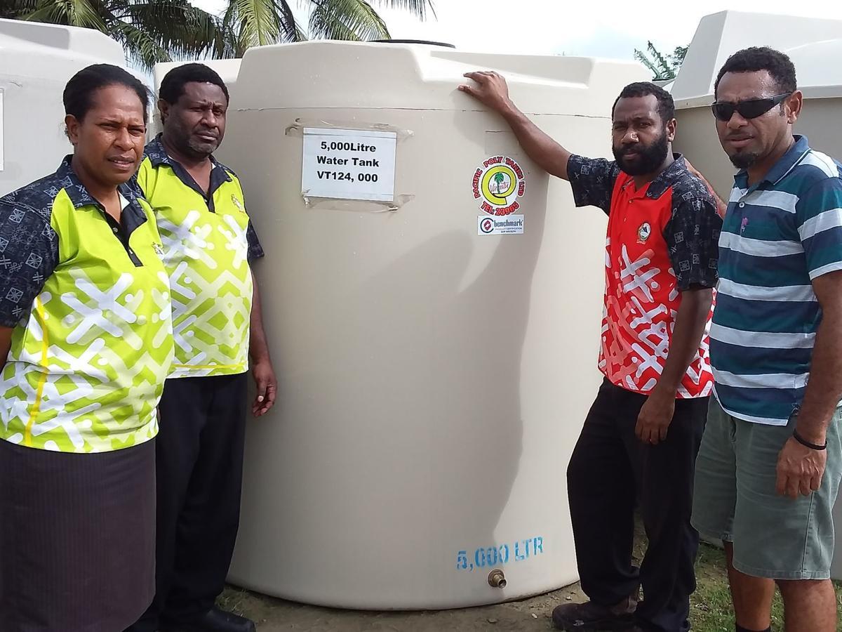 Department of Tourism Donates Water Tanks to Rural Tourism Operators