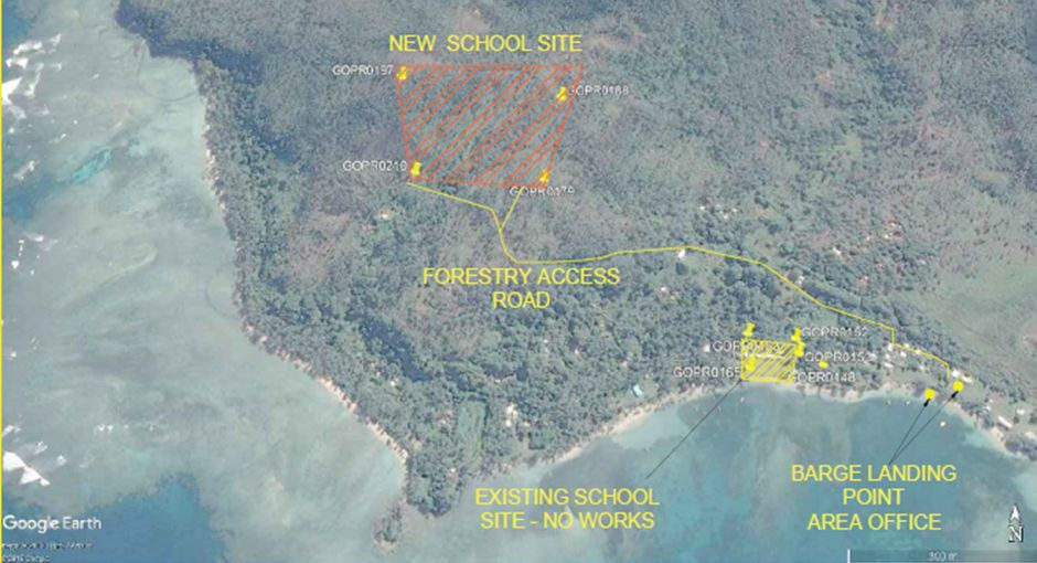 Teruja High School and South Pentecost Roads Go Ahead
