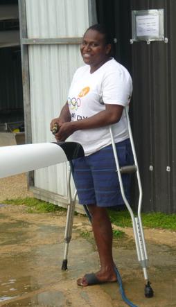 Ellie Enock, the Para Rower and Para Athlete