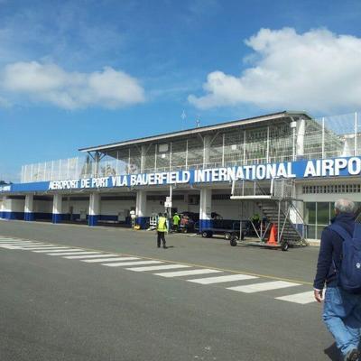 Port Vila Airport gets global COVID safe recognition