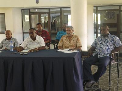 Alatoi Ishmael Kalsakau confirmed Opposition Leader
