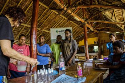 COVID-19 Safe Business Operations training on Tanna hailed a success