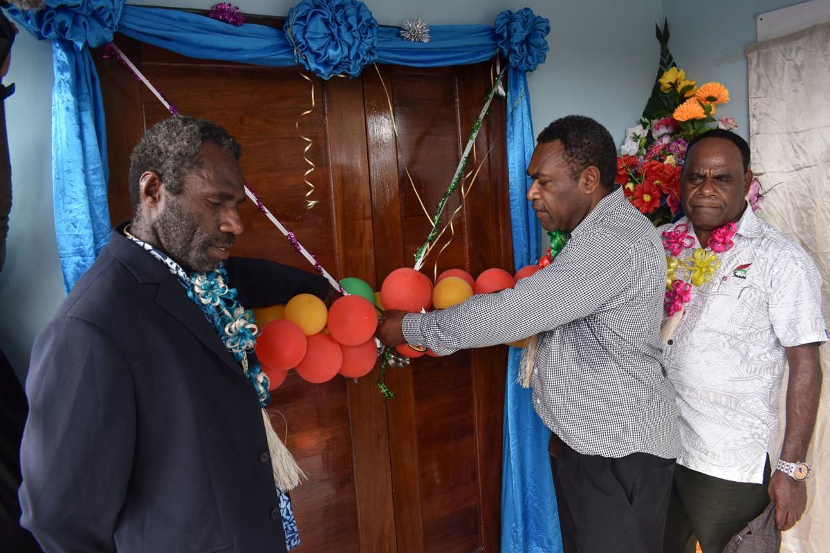 财政部在塔菲阿省开设新办事处
