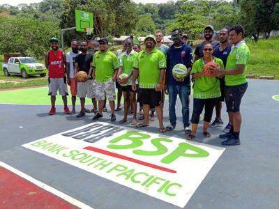 Vanuatu Basketball Federation organize first 3x3 tournament
