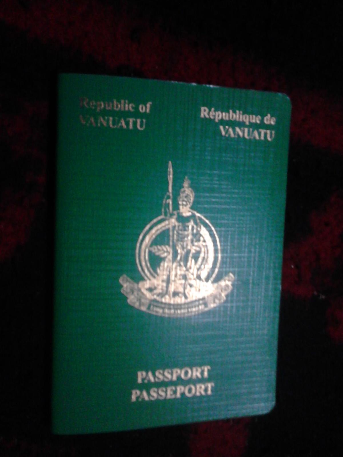 Stop Sale of Passport: Sokomanu