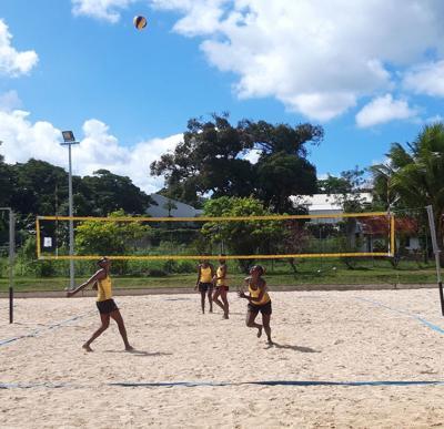 Vanuatu Beach Volleyball Sending Two Teams to Taipei