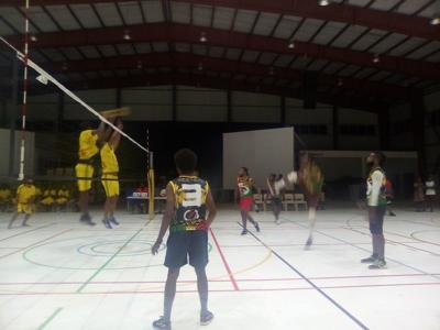 VVF 40th Independence Anniversary tournament's day 2 gains tougher competitive environment