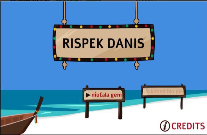 'Rispek Danis'