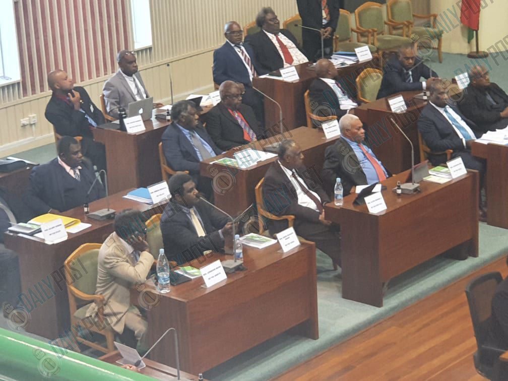 PM AND DPM SEATS DECLARED VACANT