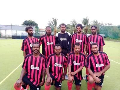 Port Vila Futsal 2020-2021 premia jampionsip emi kik off