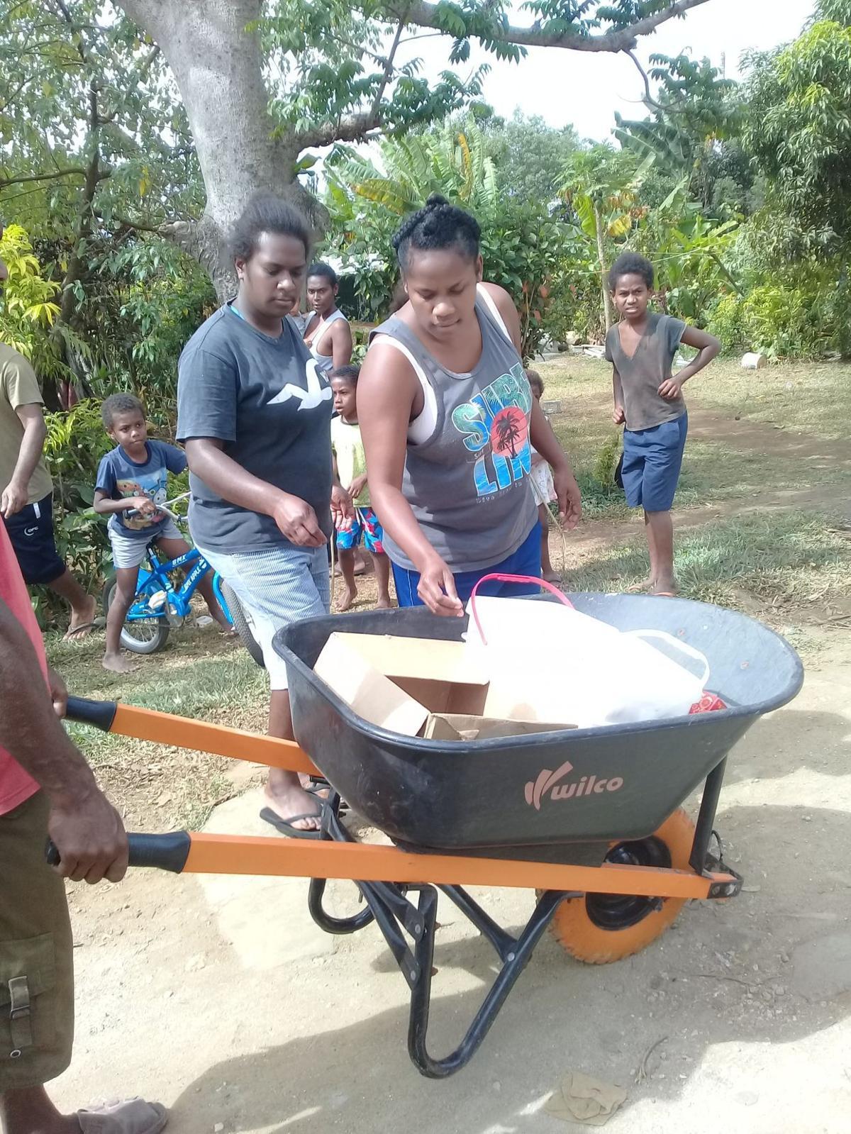 Fresh Wota raises over Vt300,000 for Ambae evacuees