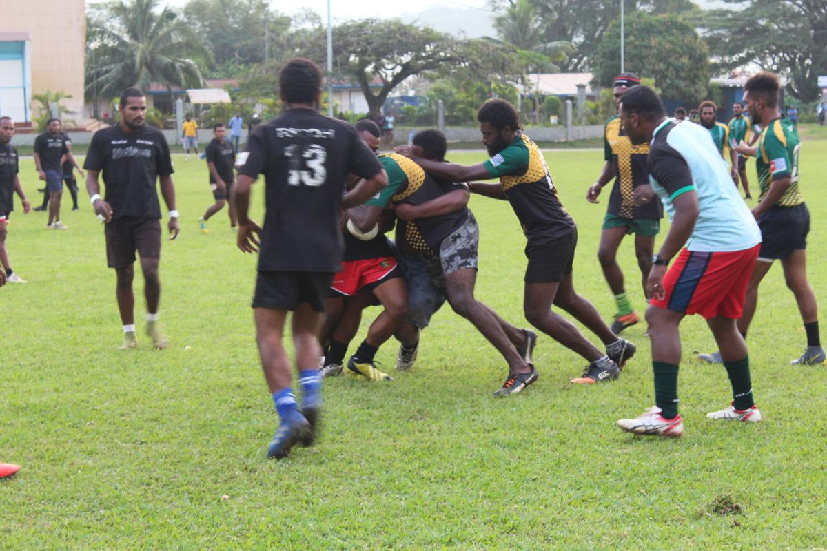 Ifira men's XV pip Ovins to secure three points