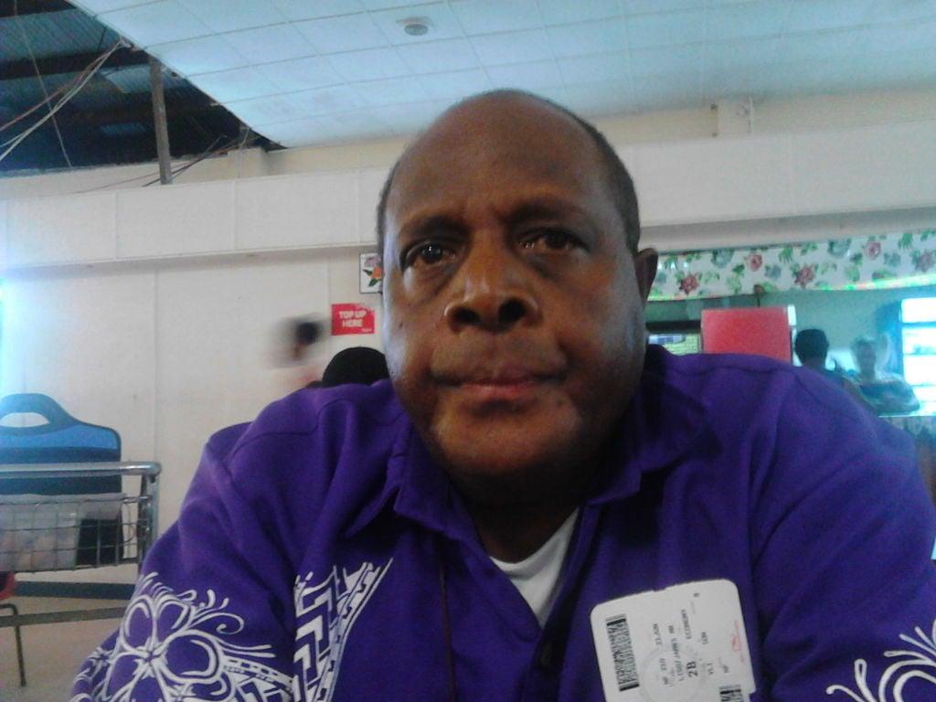 VCC Chairman Bishop James Ligo