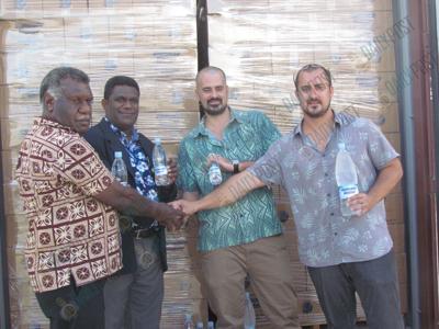 瓦努阿图出口饮用水