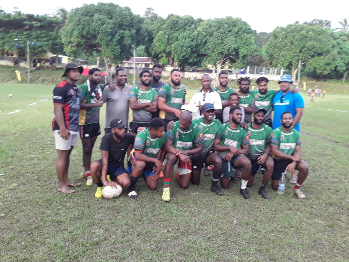 Natives men's and Mele women's rugby 7s teams win Labour Day tourney