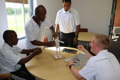 OFC Futsal Referee Course to benefit Futsal Champions League
