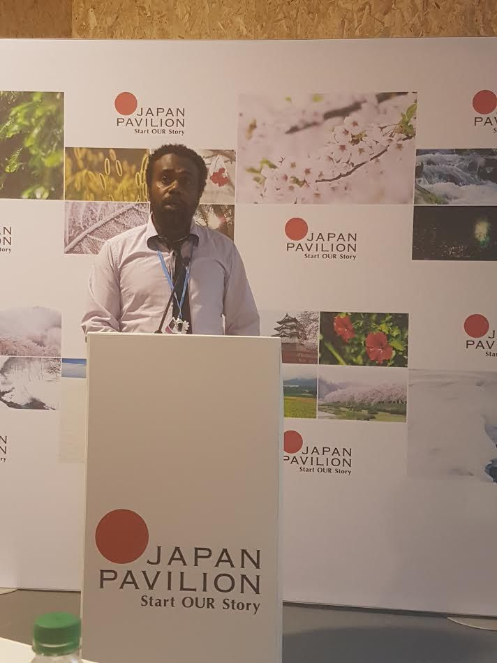 Vanuatu represented at Marrackeck climate change conference