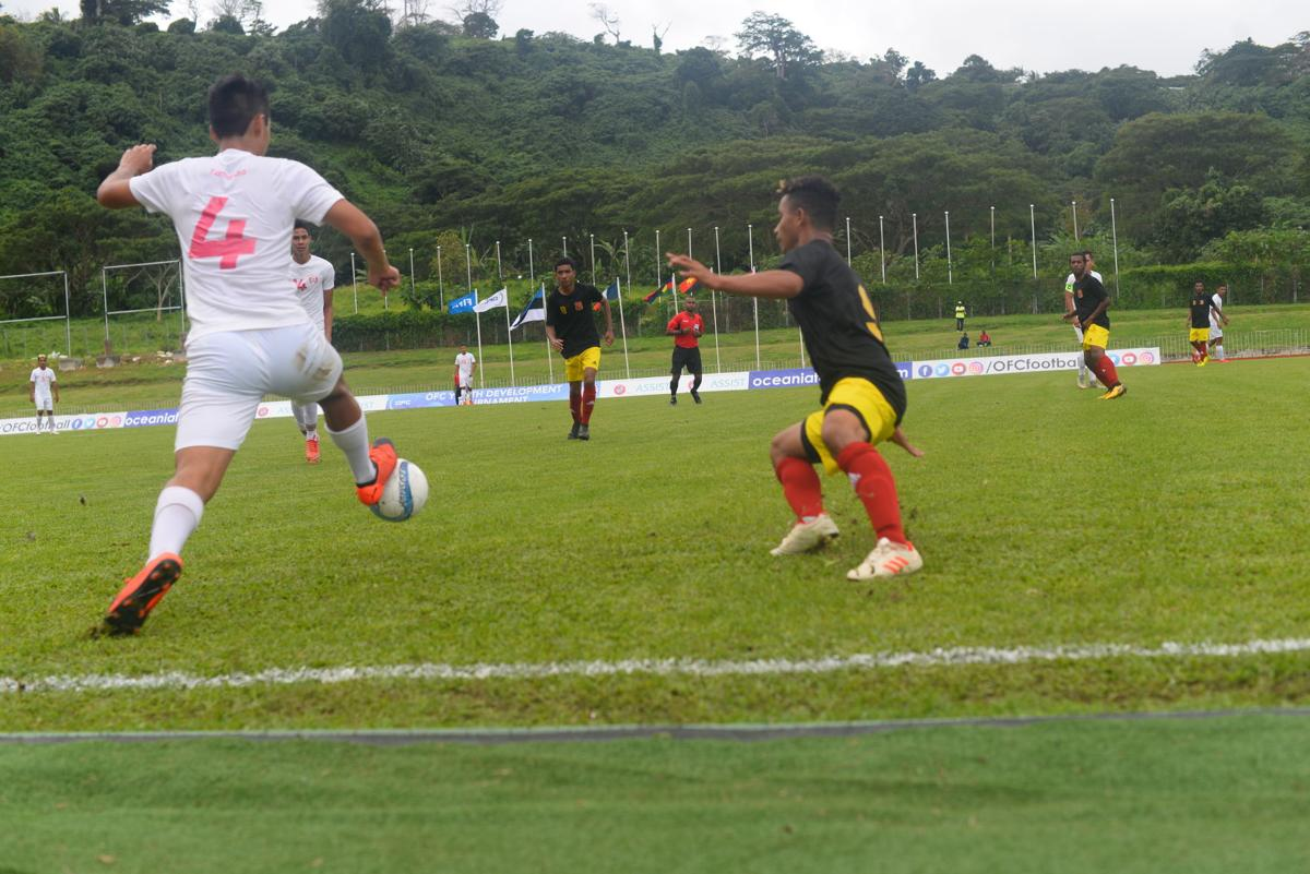 OFC Under 18 tournament kicks off in Port Vila