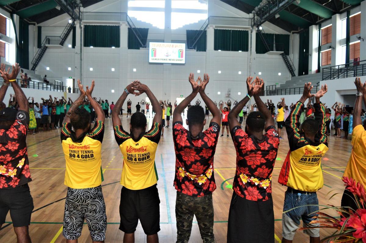 Samoa 2019 Pacific Games Updates