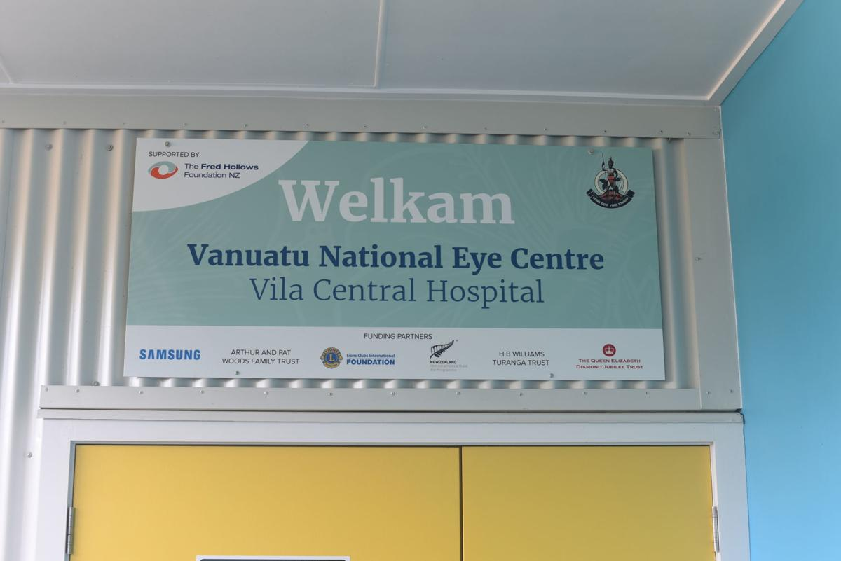 New National Eye Center receiving increase number of patients